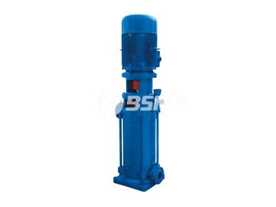 DL/DLR型立式多级管道离心泵