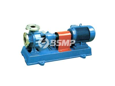 IH型单级单吸卧式化工离心泵