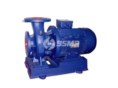 ISW型单级单吸卧式管道离心泵